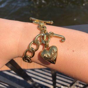 Juicy Couture Gold Bracelet